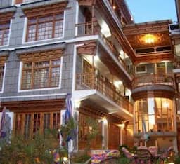 Hotel Royal Palace, Leh