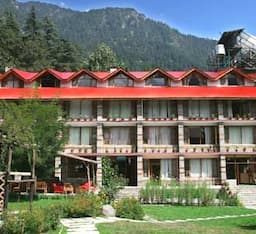 Hotel Johnson Lodge
