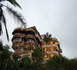 Hotel Hill and Sea View Beach Resort
