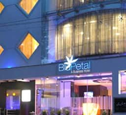 Blupetal - A Business Hotel, Bangalore