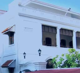 Villa Bayoud Sea View Heritage Hotel, Pondicherry