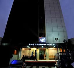 The Crown Hotel, Hyderabad
