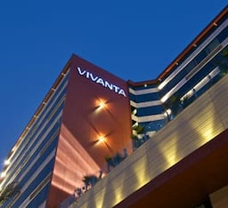 Hotel Vivanta by Taj Begumpet