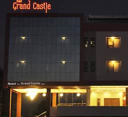 Hotel Sai Grand Castle Inn, Shirdi