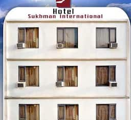 Hotel Sukhman International, Amritsar