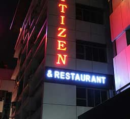 Hotel Citizen, Surat