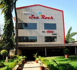 Hotel Sea Rock, Ratnagiri