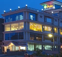 Hotel Polo Regency, Mandi