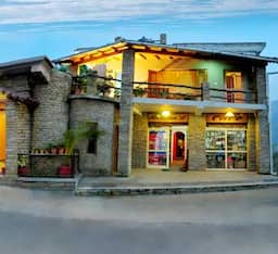 Hotel Mohans Binsar Retreat