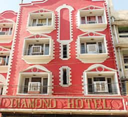 Hotel Diamond, Jammu