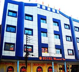 Hotel Monarch Inn, Lucknow