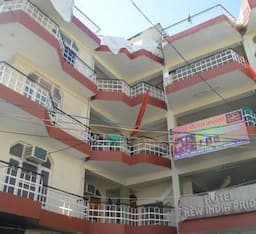Hotel New India Pride, Jammu