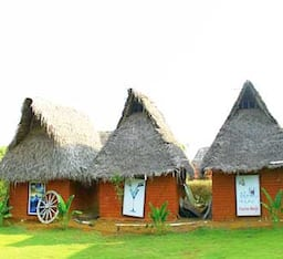 Hotel Greens Klub Beach Resort (60kms from ECR Chennai)