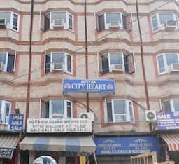 Hotel City Heart, Jammu