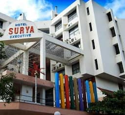 Hotel Surya International, Solapur