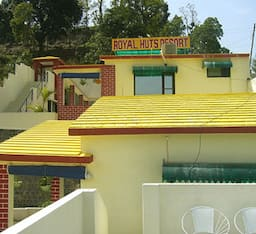 Hotel Royal Huts Resort
