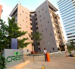 Hotel Crest Executive Suites