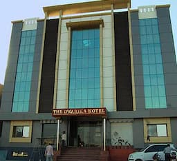 The Dwarika Hotel, Dwarka