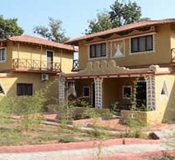 Hotel Mahua Tiger Resorts