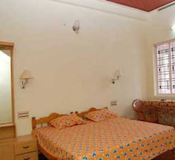 Hotel TG Stays at Ambadi Junction