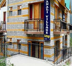 Hotel Manali Village Cottage