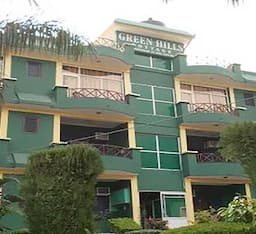 Hotel Green Hills Cottage