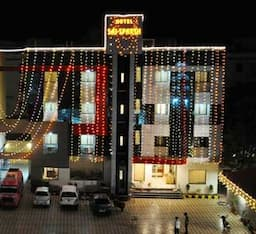 Hotel Sai Sparsh, Shirdi