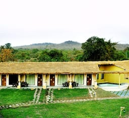 Hotel Asiatic Lion Lodge