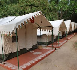 Hotel Nature Camp Konark Retreat