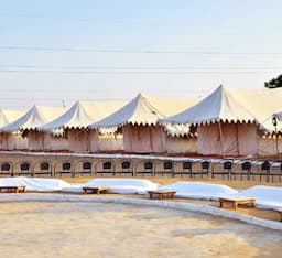 Hotel Desert Adventure Camp