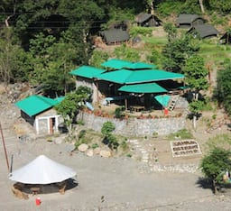 Hotel Camp Sahaja Retreat