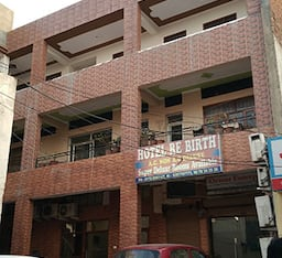 Hotel Re-Birth, Chandigarh