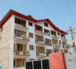 Hotel New Bhat Guest House