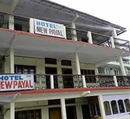 Hotel New Payal, Nainital