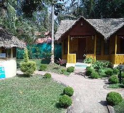 Hotel Savithri Inn Bamboo Cottages and Resorts