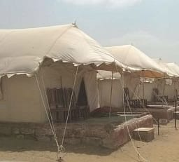 Hotel Stay Simple Camel Safari Desert Camp