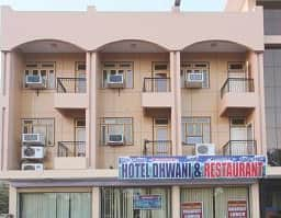 Hotel Dhwani And Restaurant, Jodhpur