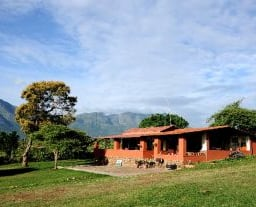 Hotel The Eco Camp