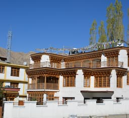 Hotel New Royal Ladakh