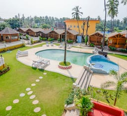 Hotel Hidden Paradise By Rahi Resort