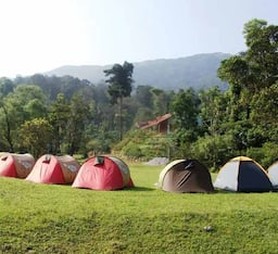 Hotel Maruti Wadi Water Sport Center and Lake Side Camping