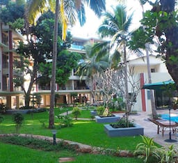 Hotel Inn Goa Holiday Homes - Palolem