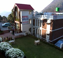 Hotel Apple, Bhimtal