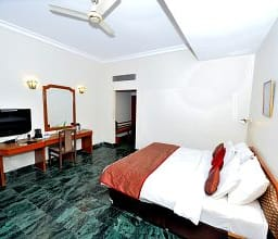 Luxury Suite Single Room