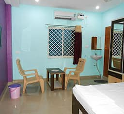 Double Bed A/C Room