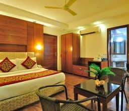 Executive Single Room with Breakfast