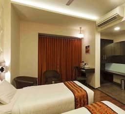 Premier AC Single Room