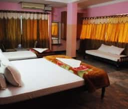 Three Bedded AC Room