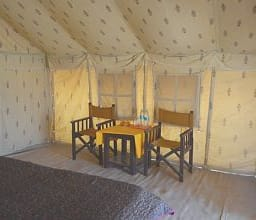 Premium Tent with Breakfast & Dinner