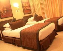 Silver Room (Double Occupancy)